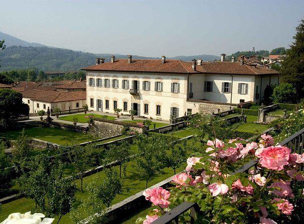 Villa della Porta Bozzolo near Varese