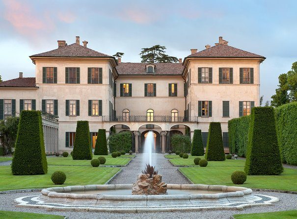 Villa Panza, Varese